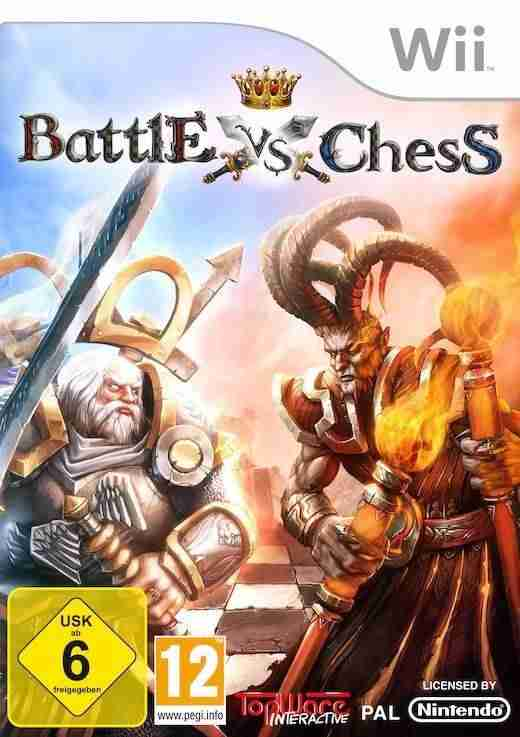 Descargar Battle Vs Chess [MULTI5][PAL][WiiZARD] por Torrent